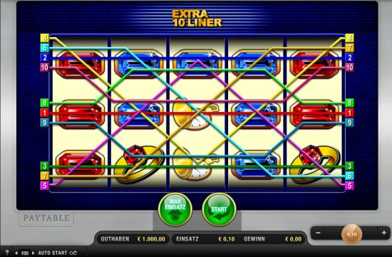 extra 10 liner spiele